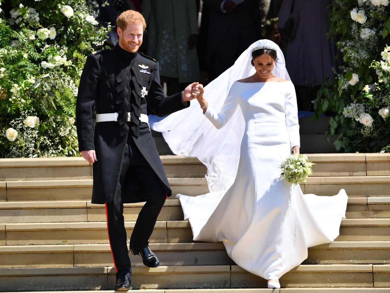 Meghan Markle và niềm hạnh phúc bên cạnh hoàng tử Harry