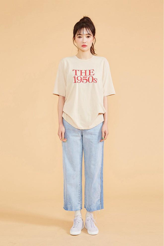 5 kiểu áo cotton đơn giản, mặc lên dễ đẹp để các nàng diện cả tuần cũng không thấy chán - Ảnh 15.