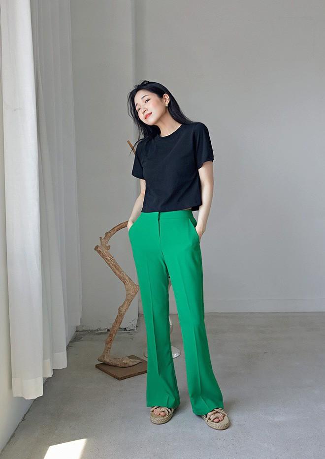 5 kiểu áo cotton đơn giản, mặc lên dễ đẹp để các nàng diện cả tuần cũng không thấy chán - Ảnh 5.