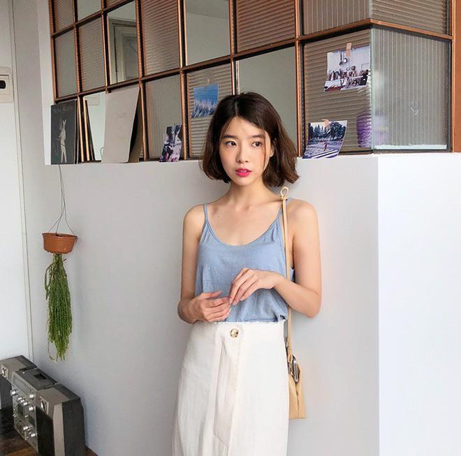 5 kiểu áo cotton đơn giản, mặc lên dễ đẹp để các nàng diện cả tuần cũng không thấy chán - Ảnh 12.