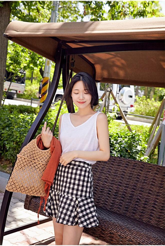 5 kiểu áo cotton đơn giản, mặc lên dễ đẹp để các nàng diện cả tuần cũng không thấy chán - Ảnh 13.