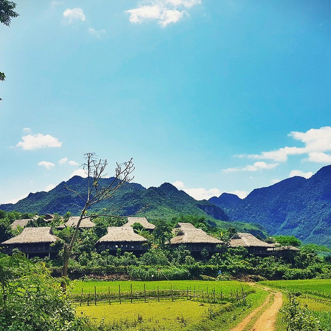 5 resort, khách sạn view đẹp, đủ tiện nghi ở Mai Châu - điểm du lịch chỉ cách Hà Nội 3 tiếng chạy xe - Ảnh 3.
