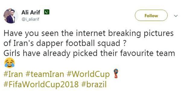Dàn tuyển thủ Iran như người mẫu này đang gây sốt ở World Cup 2018 - Ảnh 10.