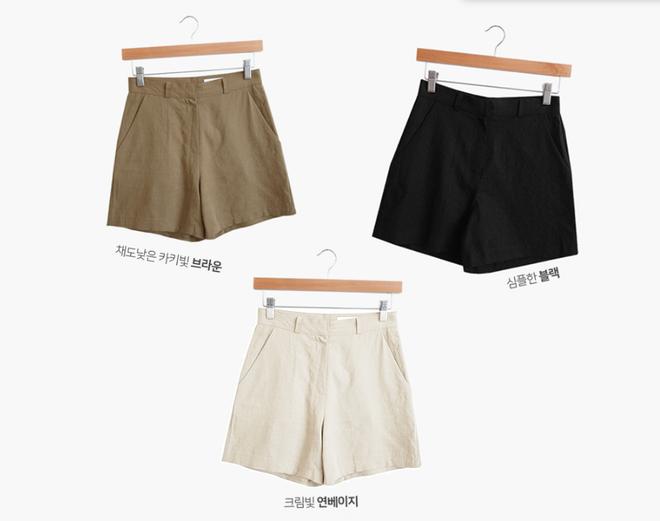 Mom shorts: không hiểu kiểu dáng thế nào mà lại có tên lạ đời như vậy - Ảnh 1.
