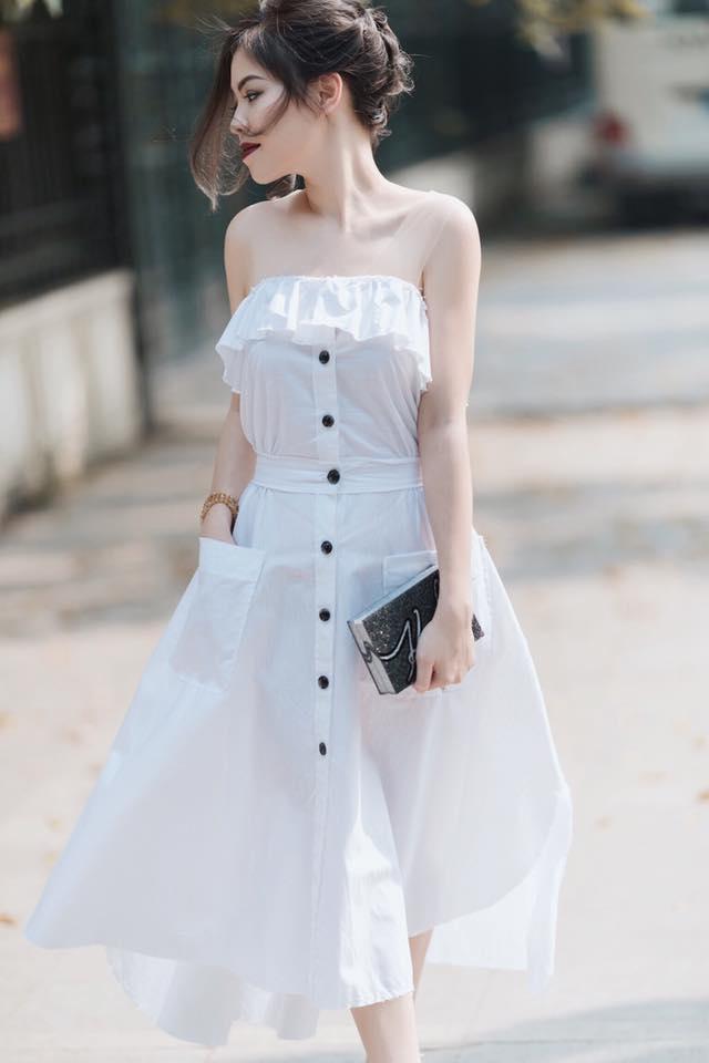 Những kiểu trang phục đơn giản dành cho cánh chị em