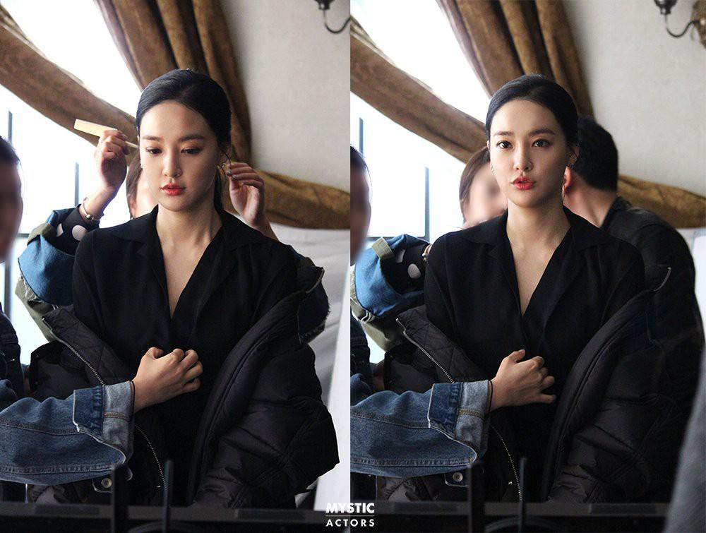 Vẫn biết bạn gái G-Dragon đẹp, nhưng không ngờ đẹp đến mức này trong loạt hình hậu trường - Ảnh 6.