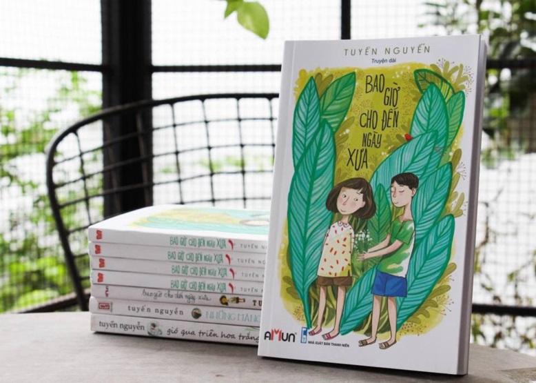 Những cuốn sách đưa thế hệ 8X, 9X ngược dòng về tuổi thơ 2
