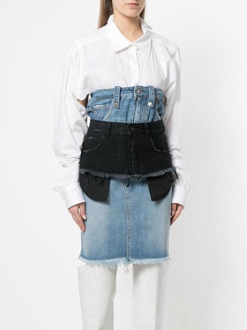 Khi nhà mốt 'đánh đố': Trang phục hơn 30 triệu mà chỉ ngắm chứ không dành để mặc! 1