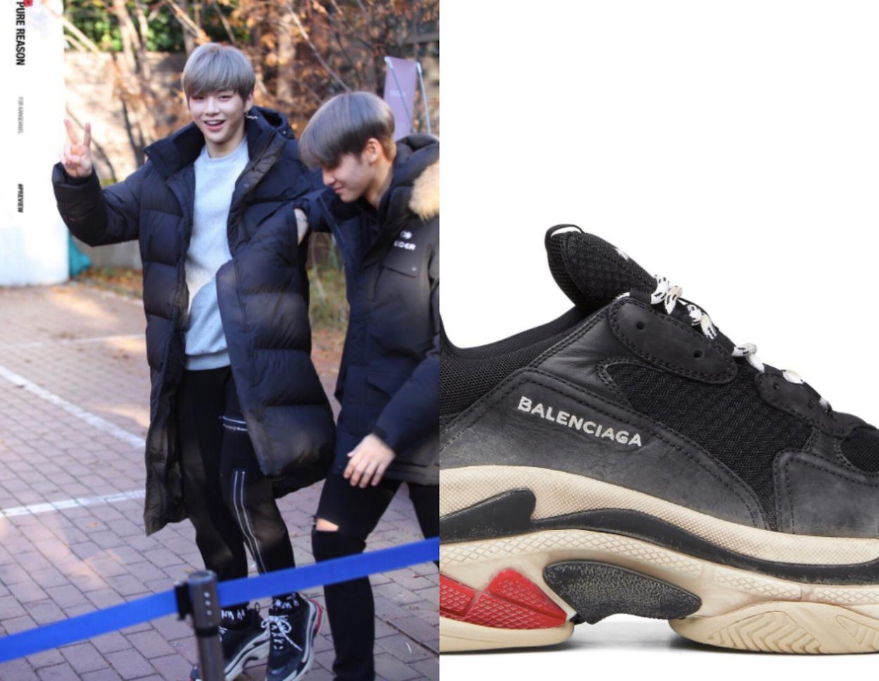 Triple S của Balenciaga: Đôi sneaker hơn 20 triệu nhưng được sao Việt - Hàn lăng xê hết nấc