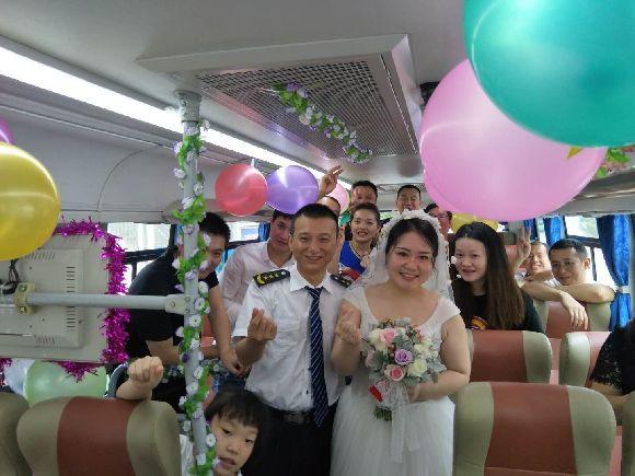 Mối nhân duyên kỳ diệu của cặp đôi yêu nhau sau 3 lần không hẹn mà gặp trên xe bus - Ảnh 2.
