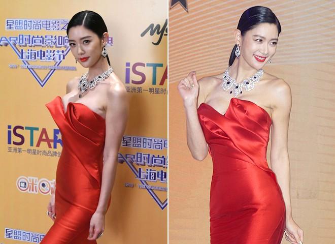 Biểu tượng nóng bỏng xứ Hàn Clara gây sốc khi xuất hiện với bộ váy khoe trọn vòng 1 - Ảnh 3.