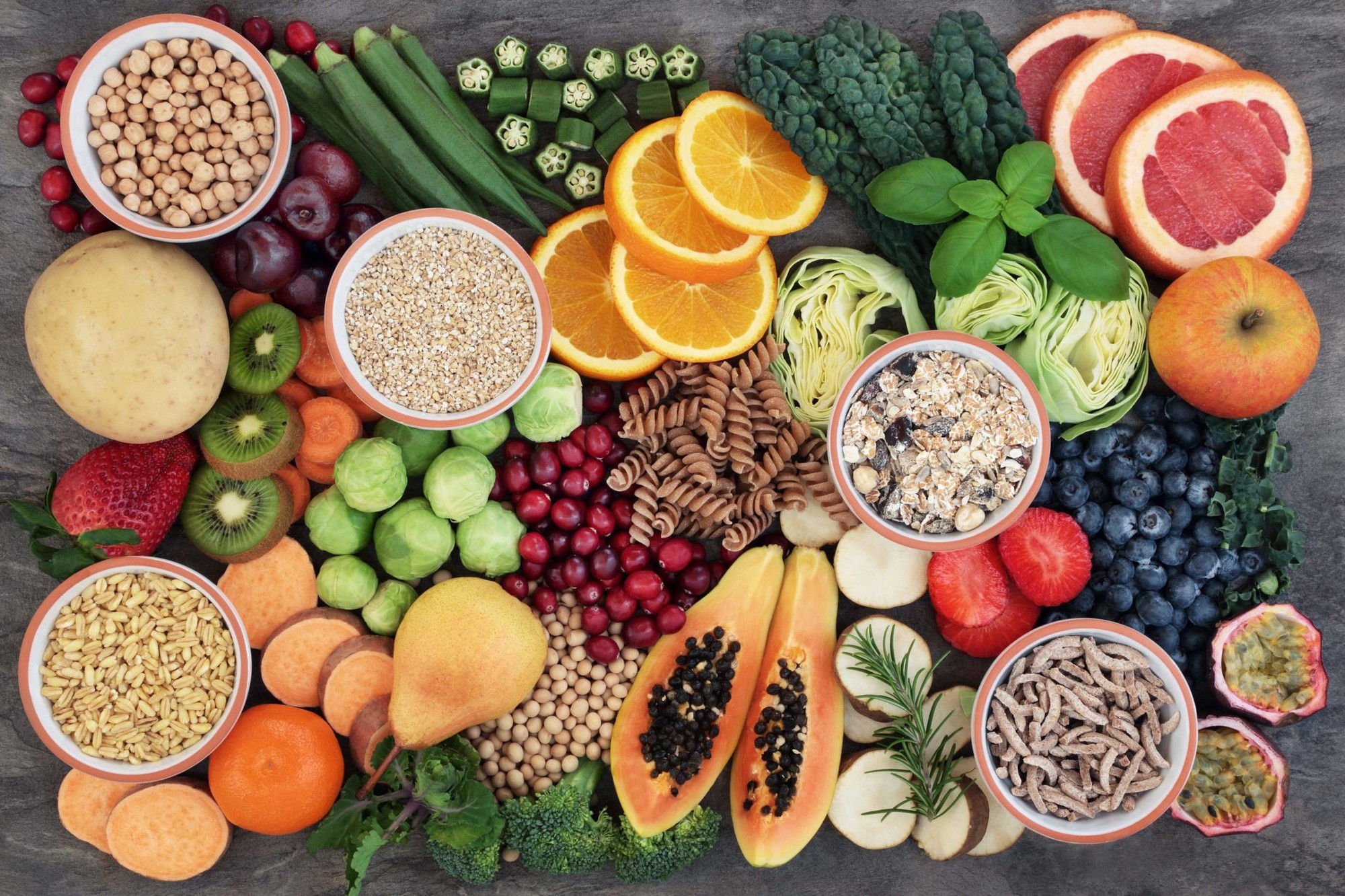 5 lời khuyên từ các chuyên gia dinh dưỡng giúp làm giảm nguy cơ ung thư - Ảnh 1.
