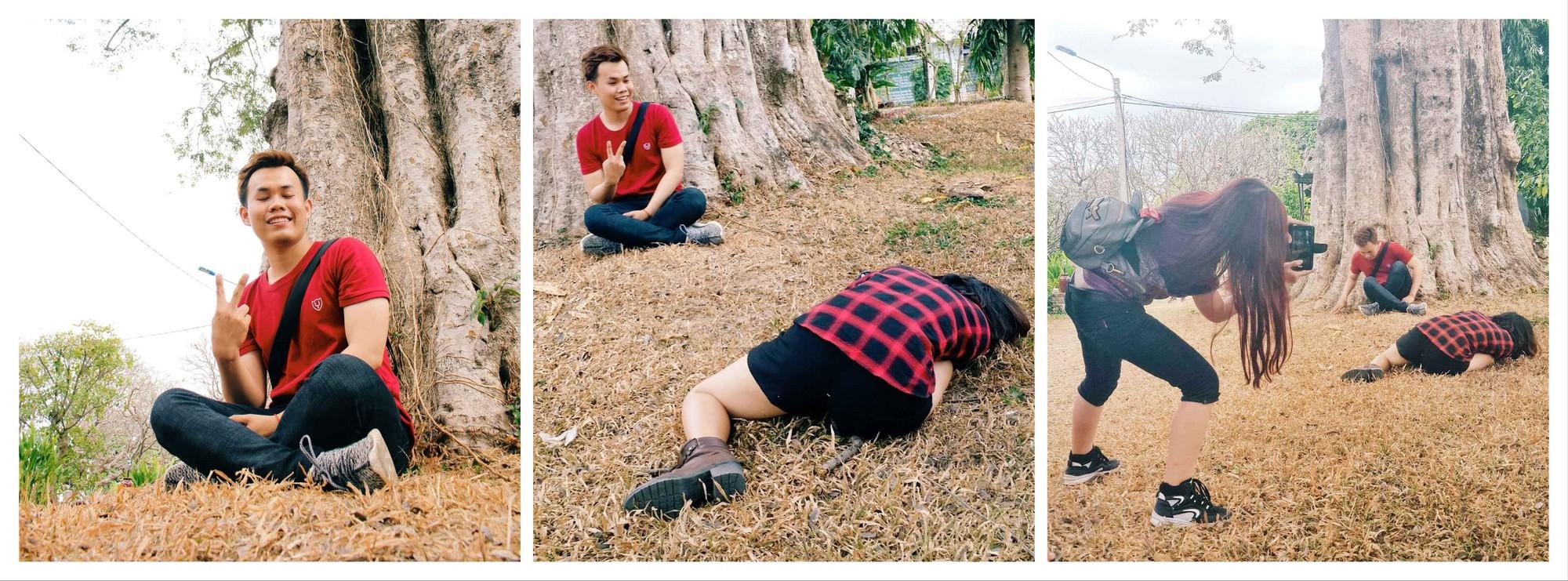 Cuộc chiến sống ảo: Hơn thua là ở việc có hội bạn chụp ảnh có tâm hay không - Ảnh 5.
