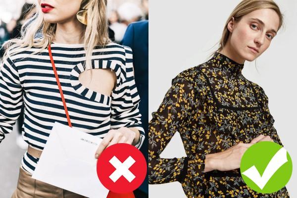 6 món đồ dù có thích đến mấy cũng không nên mặc đi làm và đây là loạt gợi ý thay thế - Ảnh 1.