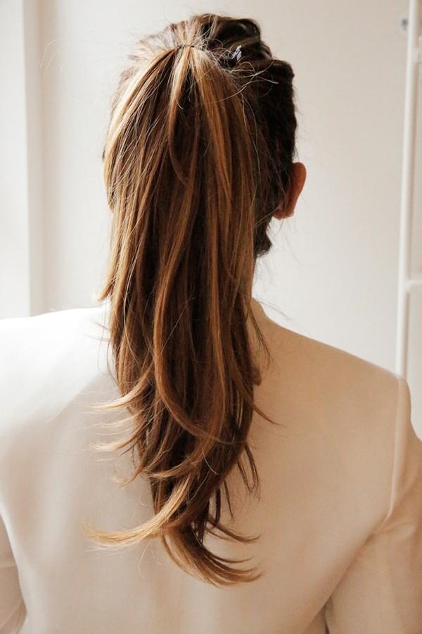 Tuyệt chiêu để buộc tóc đuôi ngựa xinh đẹp