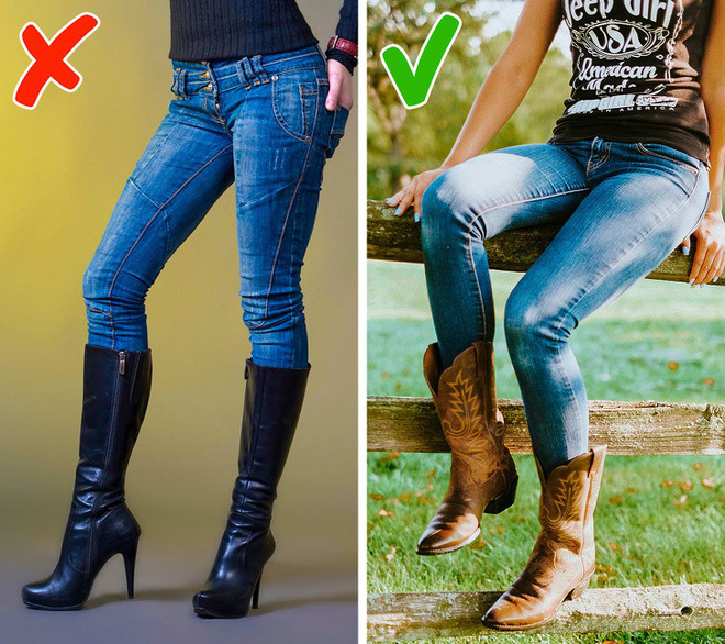 9 phong cách thời trang đã lỗi thời mà chị em nên nhớ để không bị lạc hậu và kém sang - Ảnh 6.