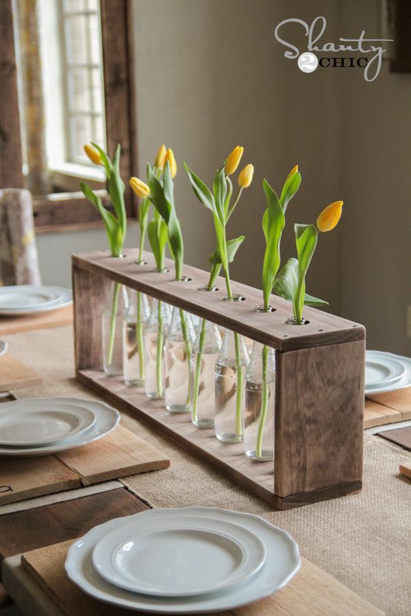 Những cách cắm hoa sáng tạo giúp nhà bạn lúc nào cũng đẹp như trong một vườn hoa - Ảnh 7.