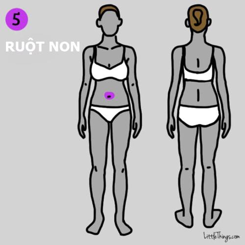 9 vị trí đau trên cơ thể bạn đừng chủ quan vì có thể cực nguy hiểm