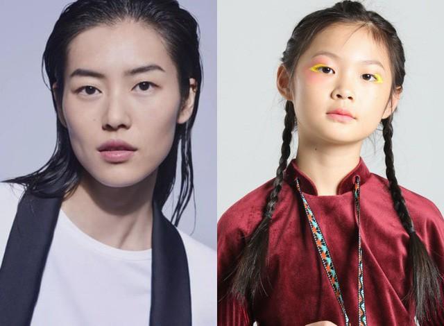 Chỉ mới 10 tuổi mà mẫu nhí lai Việt - Trung đã sở hữu thần thái chẳng khác gì siêu mẫu số 1 châu Á Liu Wen - Ảnh 2.