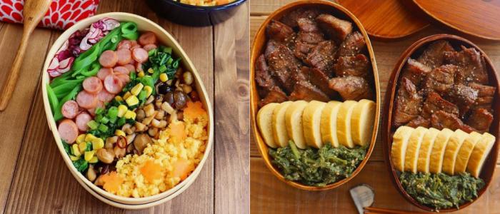 5 kiểu trang trí Bento cho chuyến picnic mùa hè của bạn thêm phần đặc sắc