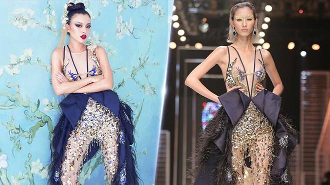 Khi sao Việt đụng hàng trang phục: ai đẹp hơn ai?