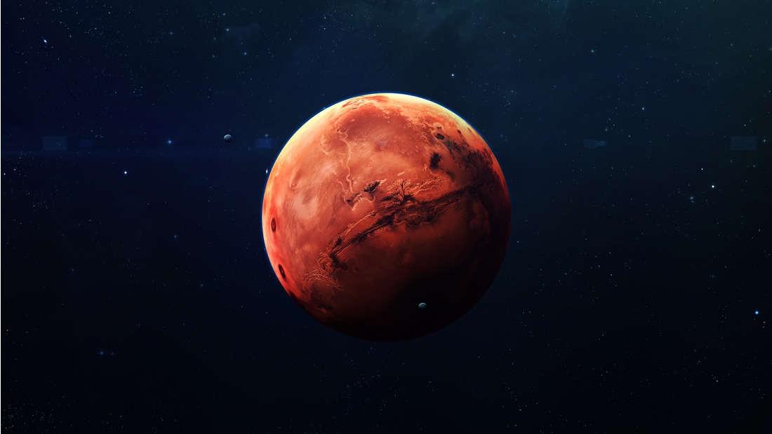 Chào sao Hỏa nào! Hành tinh Đỏ sắp ở gần Trái đất nhất trong vòng 15 năm qua và đây là cách để quan sát - Ảnh 1.