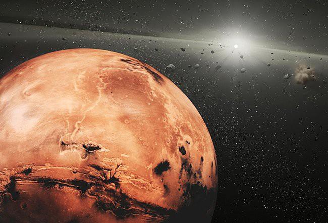 Chào sao Hỏa nào! Hành tinh Đỏ sắp ở gần Trái đất nhất trong vòng 15 năm qua và đây là cách để quan sát - Ảnh 2.
