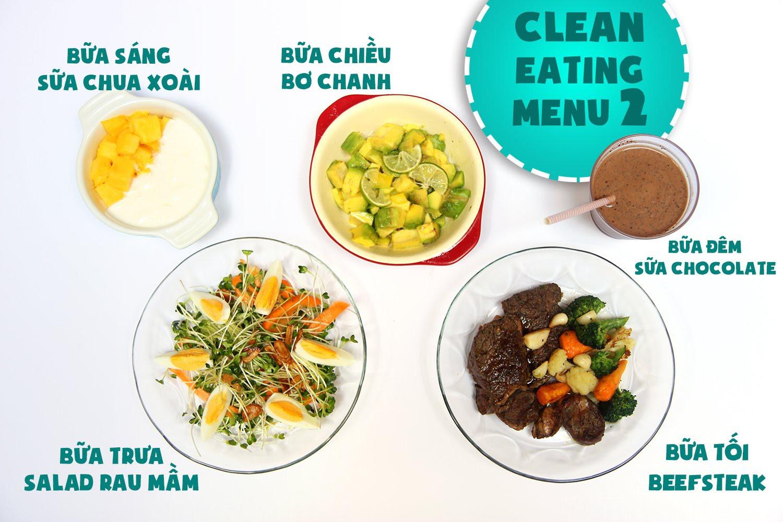 Gợi ý thực đơn 7 ngày đầu Eat Clean với nhiều món ăn quen thuộc của người Việt Nam - Ảnh 5.