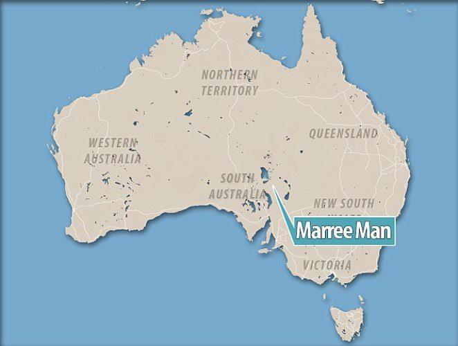 Marree Man - Hình vẽ thổ dân khổng lồ trên sa mạc Úc có thể nhìn thấy từ vũ trụ hơn 20 năm qua vẫn là một câu đố làm các nhà khoa học điên đầu - Ảnh 4.