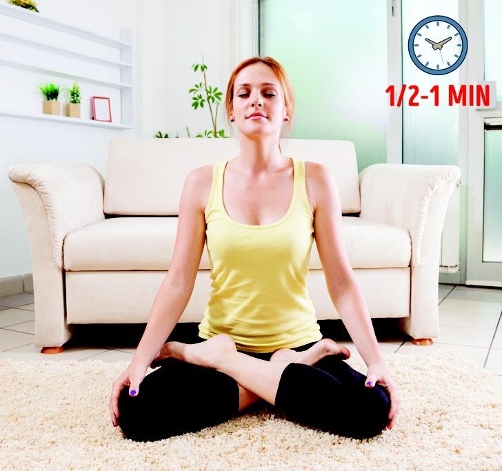 Biết thở theo 8 cách này thì không cần tập gập bụng vẫn đốt mỡ bụng đến không ngờ - Ảnh 4.