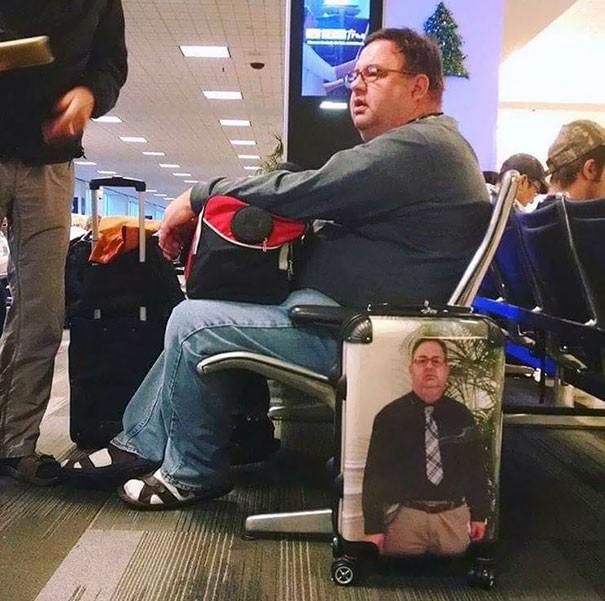 Tổng hợp những hình ảnh kỳ thú chỉ có ở sân bay - Ảnh 3.