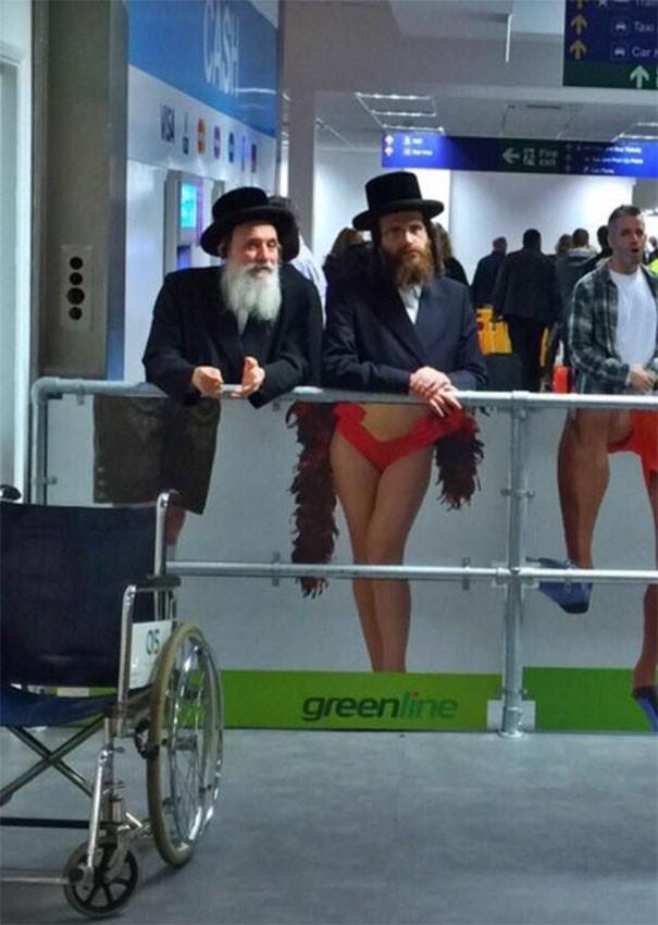 Tổng hợp những hình ảnh kỳ thú chỉ có ở sân bay - Ảnh 17.