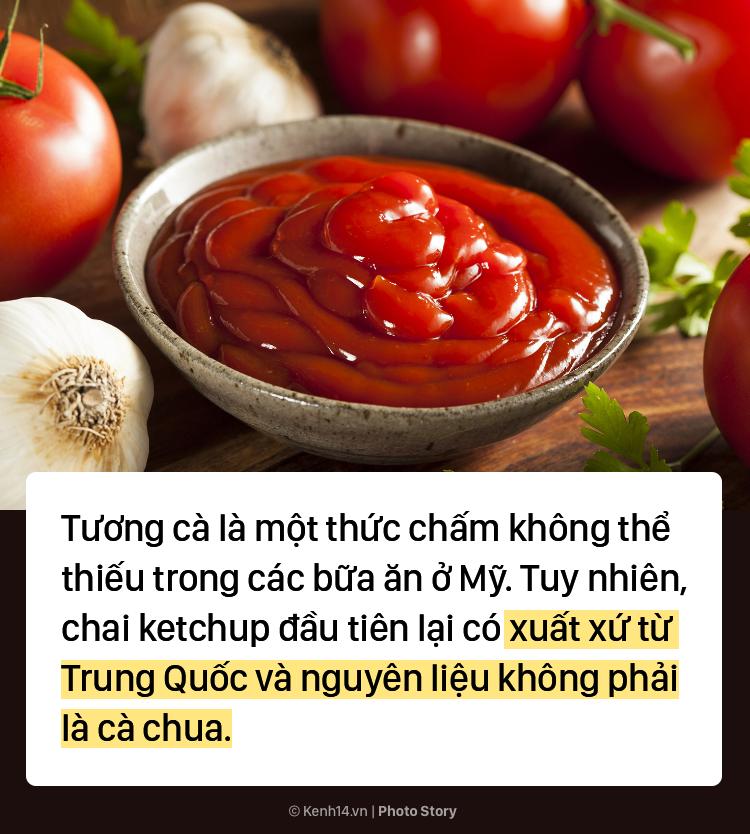 Không phải cà chua, ruột cá mới là nguyên liệu ban đầu của ketchup - Ảnh 1.