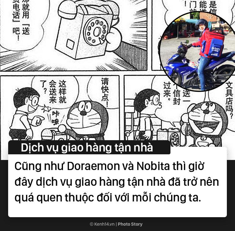 Cứ ngỡ bảo bối của Doraemon chỉ có trong truyện thế mà rất nhiều thứ đã thành hiện thực rồi đó - Ảnh 7.