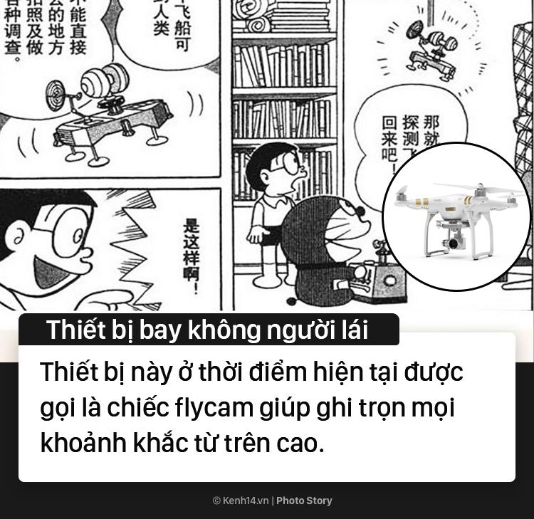 Cứ ngỡ bảo bối của Doraemon chỉ có trong truyện thế mà rất nhiều thứ đã thành hiện thực rồi đó - Ảnh 3.
