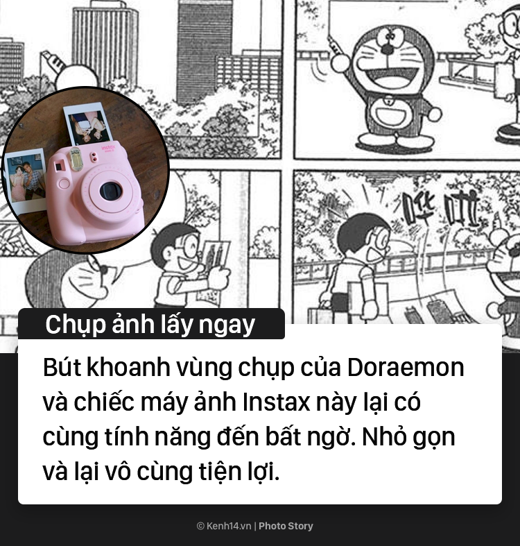 Cứ ngỡ bảo bối của Doraemon chỉ có trong truyện thế mà rất nhiều thứ đã thành hiện thực rồi đó - Ảnh 17.