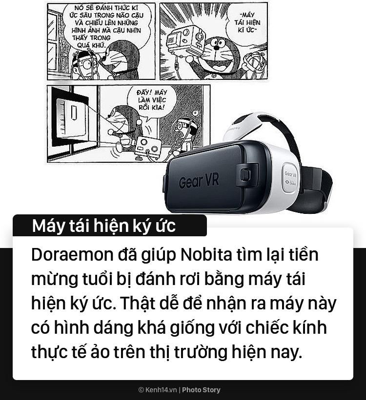 Cứ ngỡ bảo bối của Doraemon chỉ có trong truyện thế mà rất nhiều thứ đã thành hiện thực rồi đó - Ảnh 9.