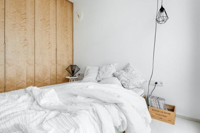 Căn hộ siêu nhỏ nhưng rất ấm cúng và đầy đủ chức năng dành cho những ai yêu phong cách tối giản