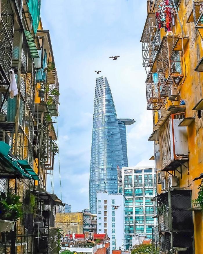 Mê mẩn trước vẻ ngoài hoành tráng của những tòa nhà đẹp nhất Việt Nam