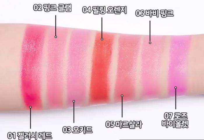 Chán son lì, con gái Hàn đang mê tít cây son bóng có khả năng bơm môi, lên màu trong trẻo bóng mướt cực xinh này - Ảnh 7.