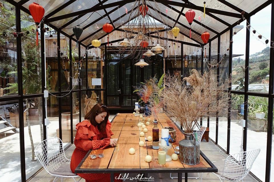 3 homestay ở Đà Lạt để bạn ểnh ương ngủ nướng rồi đọc sách, uống trà cả ngày không chán - Ảnh 13.