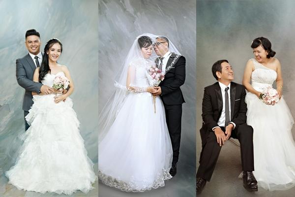 Ảnh cưới xúc động của các cặp khuyết tật - 9