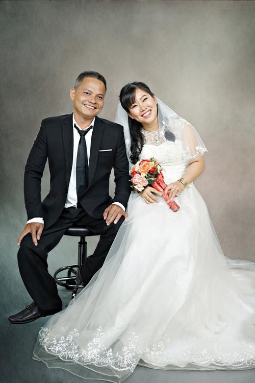 Ảnh cưới xúc động của các cặp khuyết tật - 10