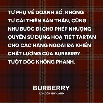 Burberry và câu chuyện lên voi, xuống chó hai lần của nhà mốt đẳng cấp bậc nhất xứ sở sương mù - Ảnh 6.