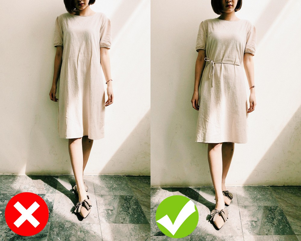 3 cách diện đồ giúp cải thiện chiều cao kể cả khi bạn lười đi giày cao gót - Ảnh 5.