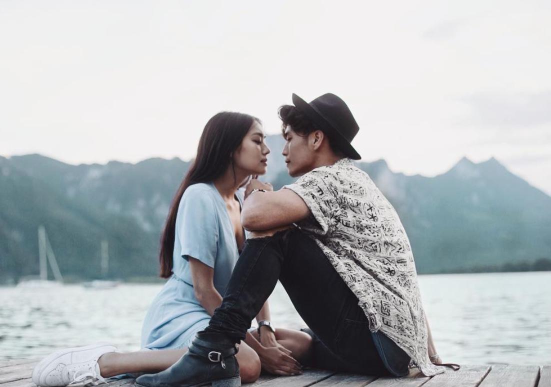 Cặp đôi Rich Kid Việt ở Đức: Nàng cực hot, chàng như nam thần bước ra từ truyện tranh