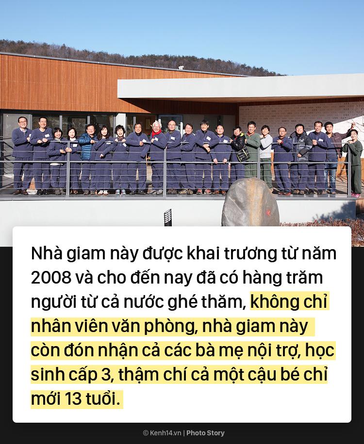 Hàn Quốc: Bỏ ra cả chục triệu đồng để được đi tù tránh xa cuộc sống bận rộn - Ảnh 11.