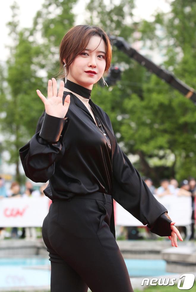 Goo Hye Sun giảm 10 kg trong 1 tháng, lột xác ngoạn mục trên thảm đỏ - ảnh 2