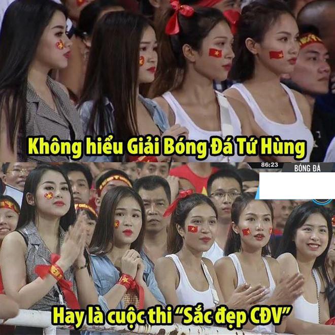 Hot girl co vu bong da: Nguoi noi tieng vi qua xinh dep, nguoi nem da vi dien sau