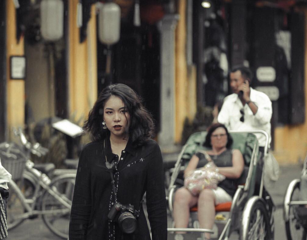 Gặp gỡ cô bạn thủ khoa xinh đẹp và cực kỳ cá tính của Đại học Sân khấu-Điện ảnh Hà Nội - Ảnh 7.